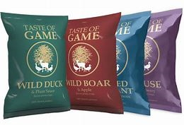 taste of game crisps category